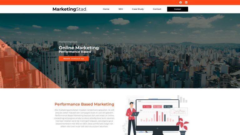 MarketingStad – Online Marketing Op Basis Van Data